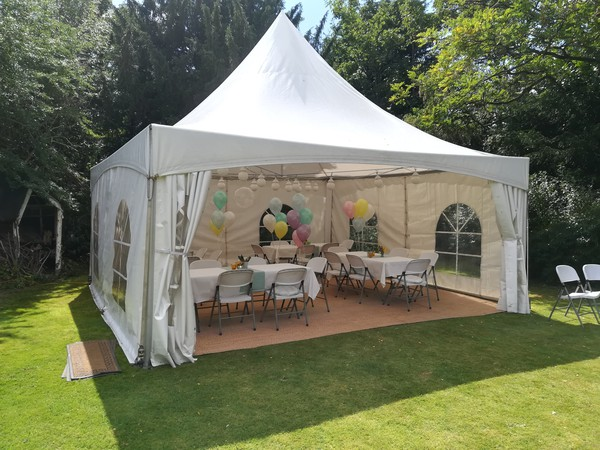 Pagoda marquee wanted
