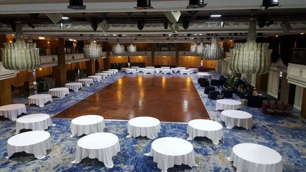 Large Florlok Dance floor for sale