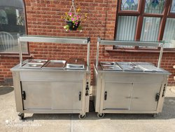 secondhand carvery units for sale