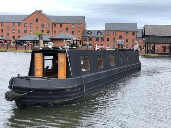 57ft Northstar Narrowboat Cruiser