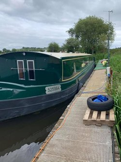 60ft Luxury New Build Widebeam Boat - Nottinghamshire