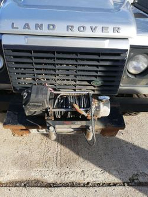 Buy Used Land Rover Defender