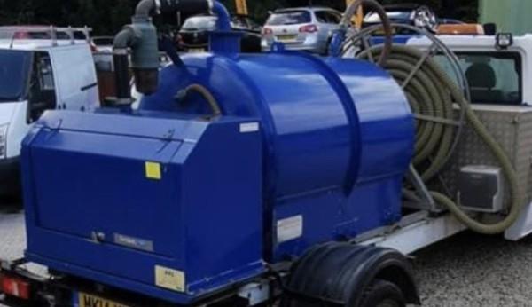 buy Rapide 180/100 vacuum tanker