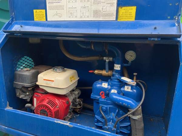 secondhand vacuum tankers for sale
