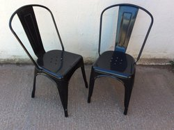 New Black Tolix Style Chairs