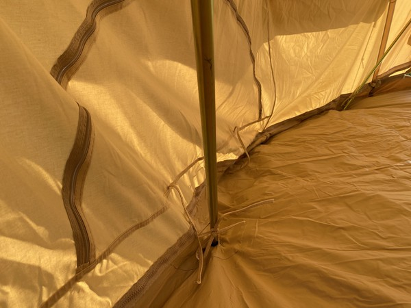 Glampsite Bell Tents