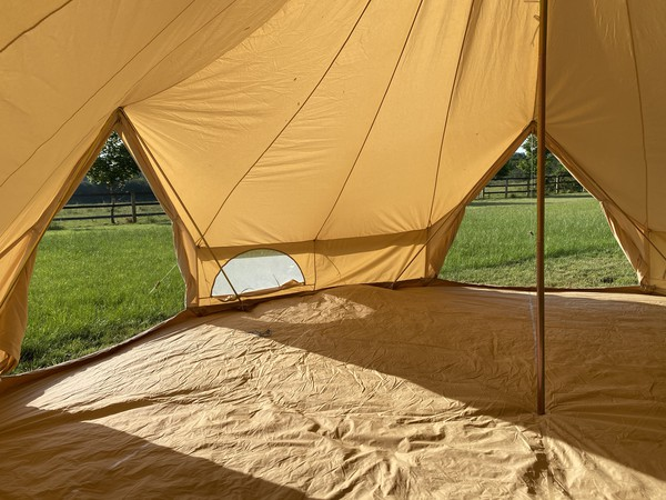 New glampsite bell tents for sale