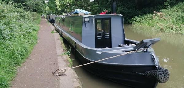 66ft Bespoke Narrowboat Canal Cruiser - Warwick, Warwickshire