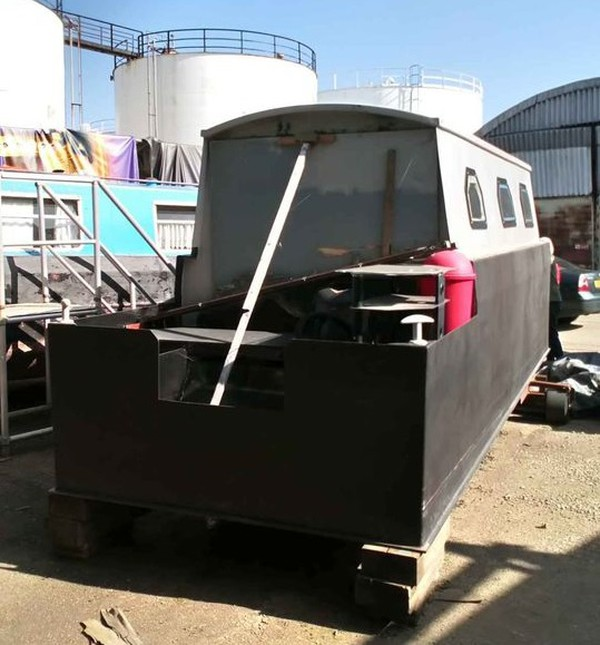 project narrow boat for sale