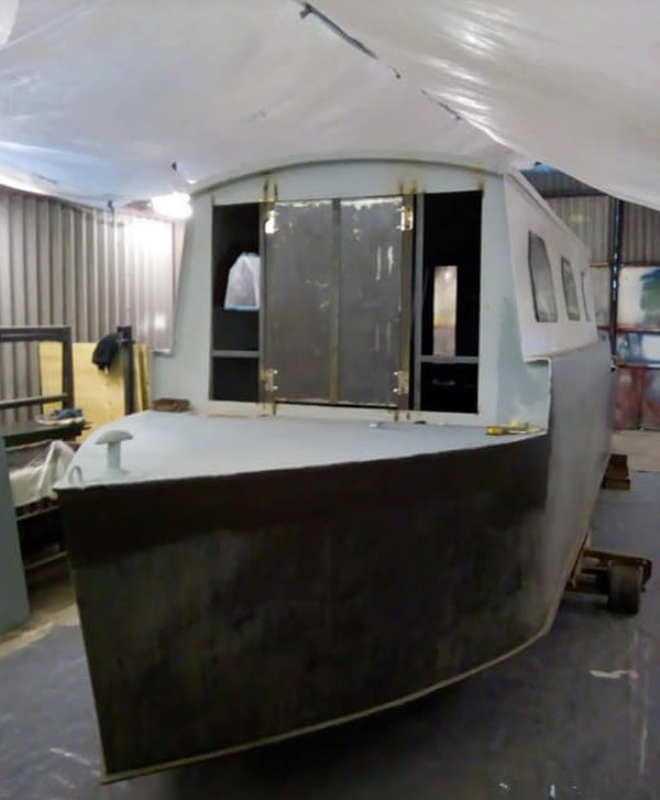 25ft Project Boat Canal Narrowboat