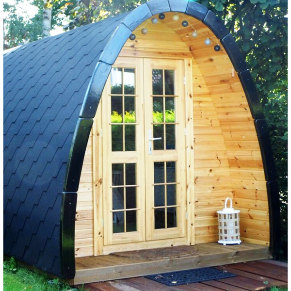 2m x 3m Glamping pod for sale