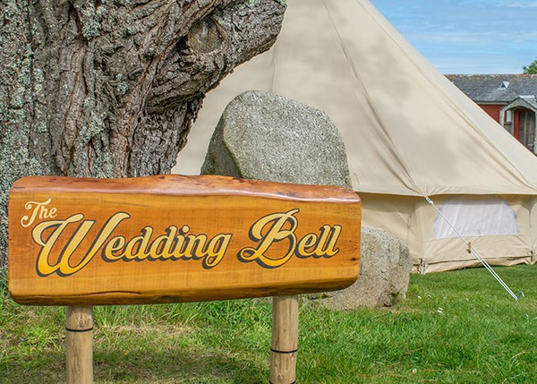 Wedding Bell tent packages