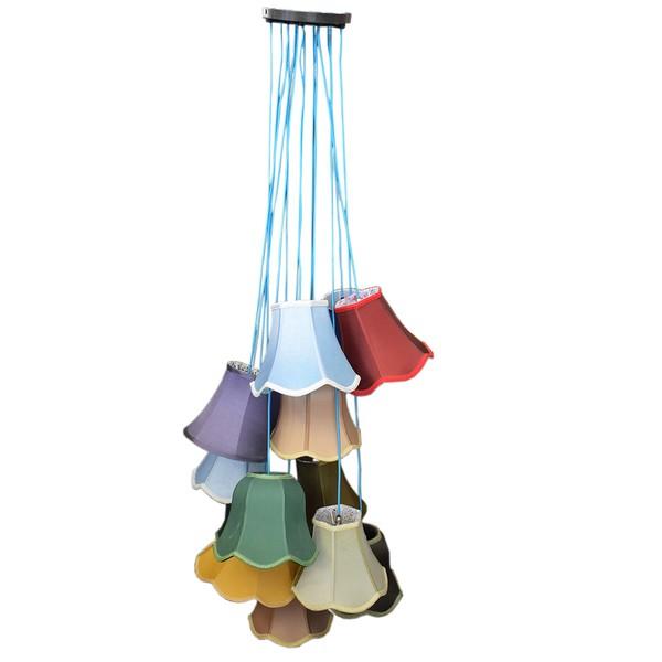 Secondhand lamp shades