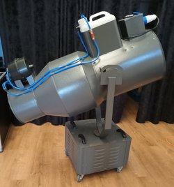 2500W Moving Head Snow Machine