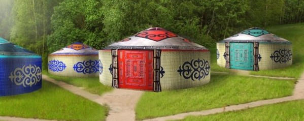 Glamping Yurt business for sale