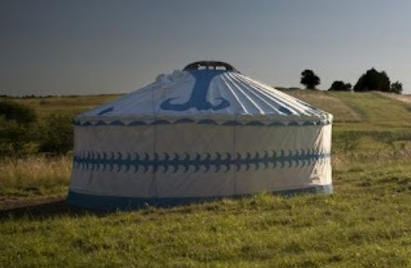 Yurt hire bussiness