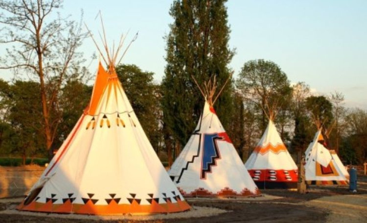 Curlew Secondhand Marquees Tipi And Wigwams 5x 5 5m