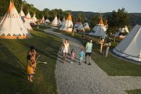 Indian tipi Village for sale