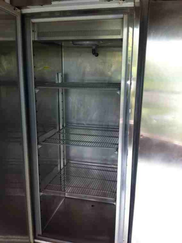 Used Walk In Coolers For Sale >> Secondhand Catering Equipment | Freezers | 2x Stainless ...