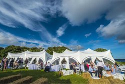 Trapeze Marquee hire business for sale