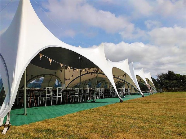 Marquee hire business cornwall