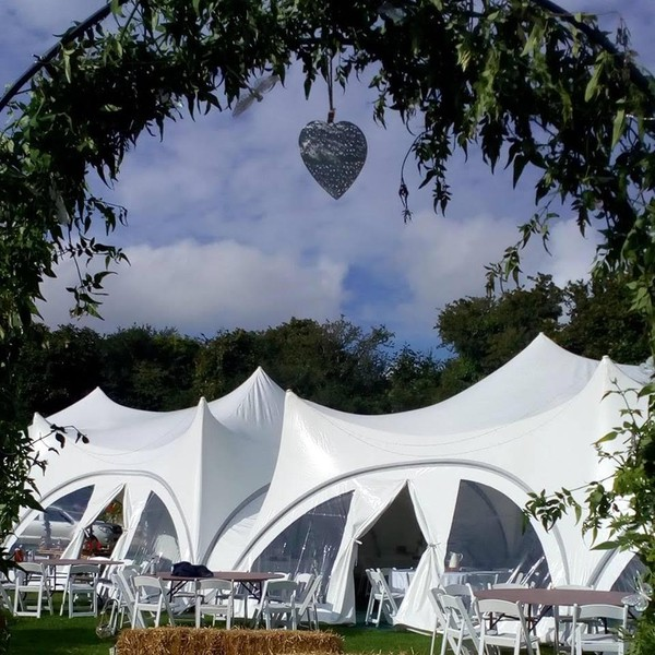 Wedding marquee hire business