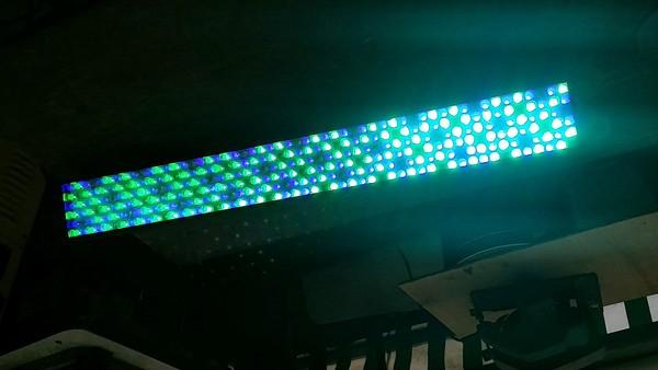 LED / DMX Lighting bars