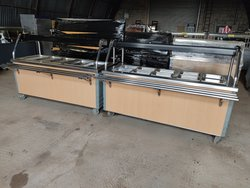 Matched Pair of Carvery Units