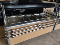 Matching Pair of Carvery Units