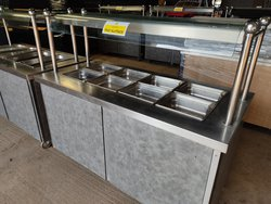 Pair of Carvery Units