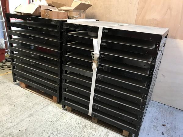 Alpha Deck Stage Platform System