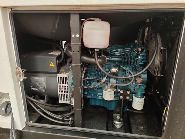Kubota Diesel engine generator