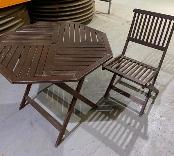 Wooden Beer Garden Furniture
