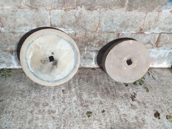 Sandstone Wheels
