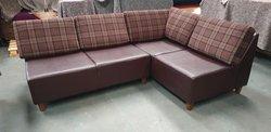 Contract spec corner sofa