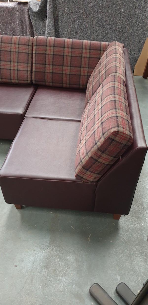 corner seating