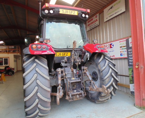 Secondhand 4WD Tractor MC130