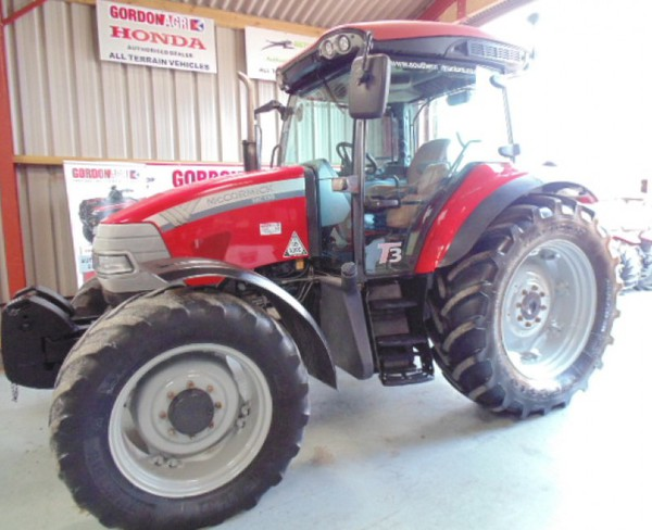 Secondhand tractor
