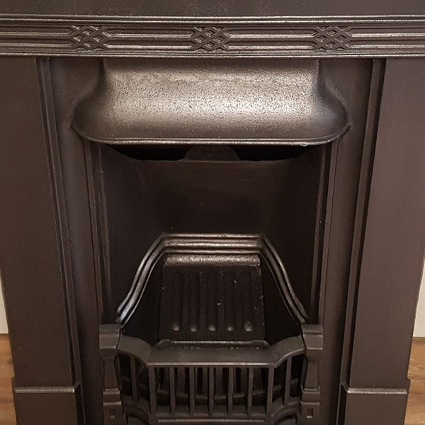 Secondhand fireplace