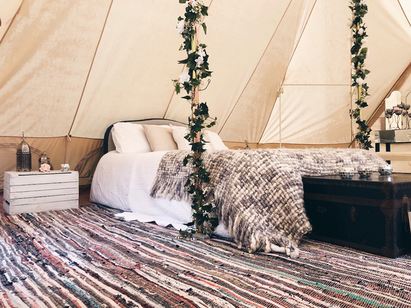 Glamping Accommodation for sale