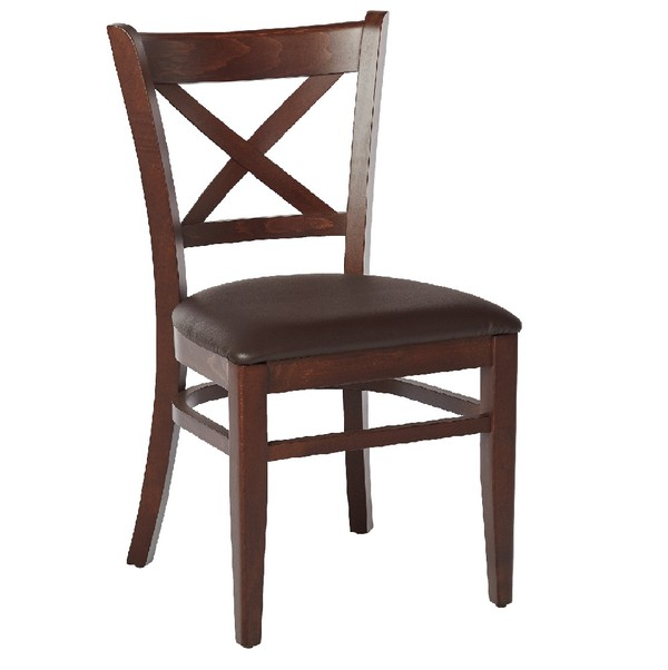 Walnut finish chairs for sale
