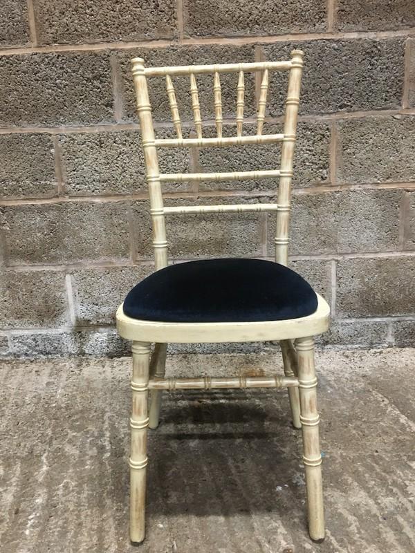 Used Limewash Chiavari Chairs