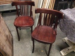 Bentwood cafe or dining chairs
