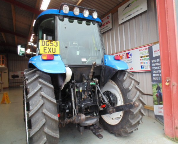 Holland TD75D Tractor