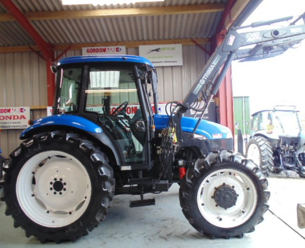 New holland tractor for sale