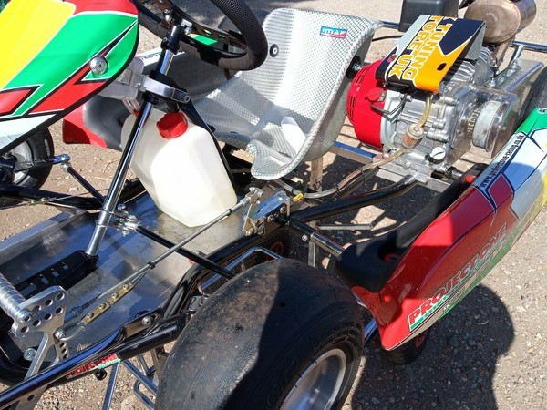 Project on kart for sale