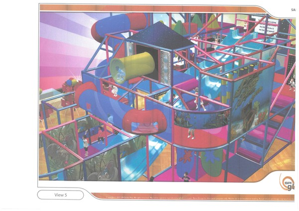Soft play equipment for sale
