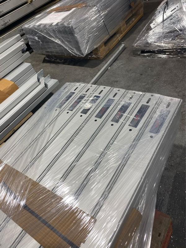 Industry standard 2.3m Clearspan / framed legs