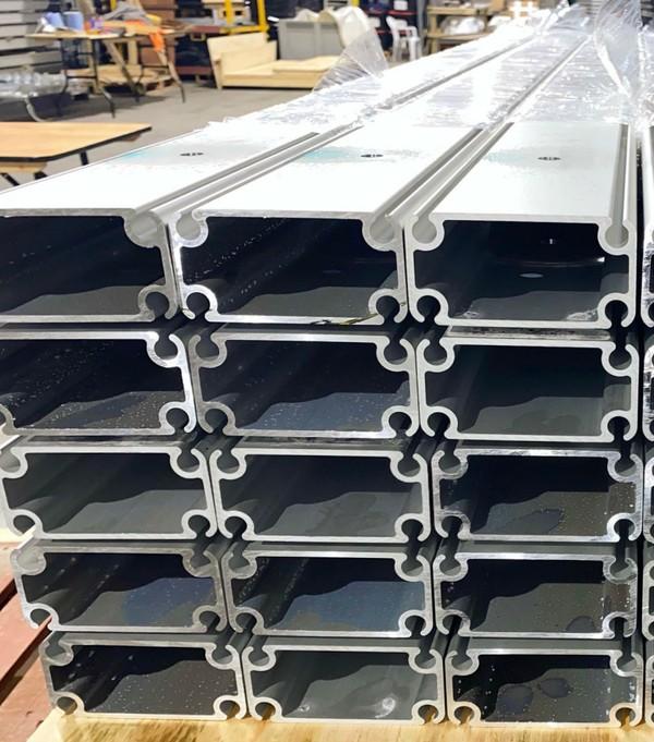 94mm x 48mm Aluminium profile