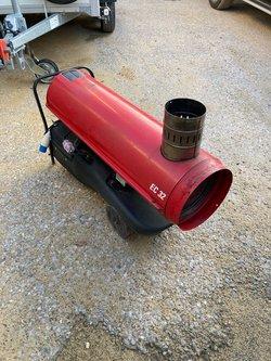 Arcotherm EC32 29kw Indirect Diesel Heater